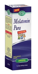 MELATONINA PURA JUNIOR 1 MG 40 ML [0]
