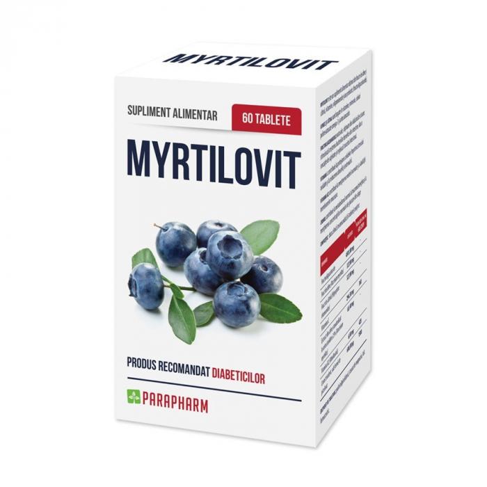 MYRTILOVIT 60 CPS [0]