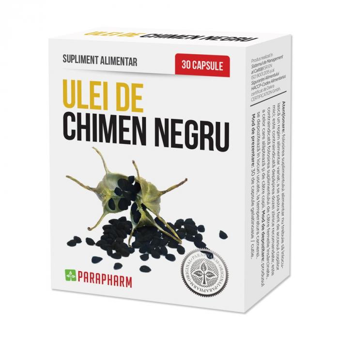 ULEI DE CHIMEN NEGRU 30 CPS [0]