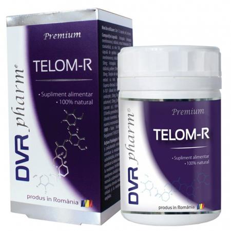 Telom-R Emotii capsule - DVR Pharm - media-graphics.ro