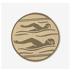 Emblema Medalie Inot A10 0