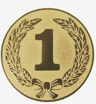 Emblema Medalie Loc 1 A36 0