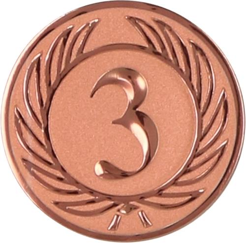 Emblema Medalie Loc 3 A38 0