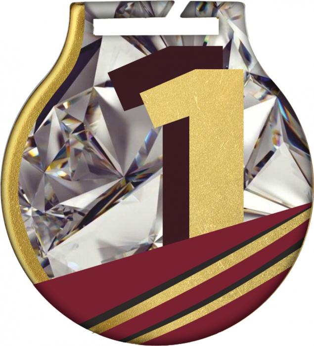 Medalie Personalizata Standard 5