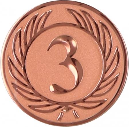 Emblema Medalie Loc 3 A38