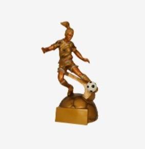 Figurina Fotbal Dama RF8001