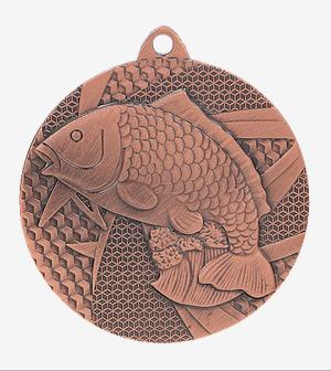 Medalie tematica Pescuit
