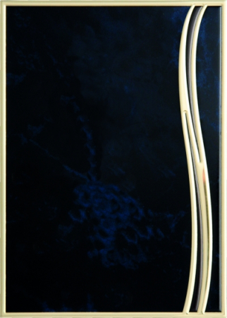 Placa Decorativa 540/G/BL