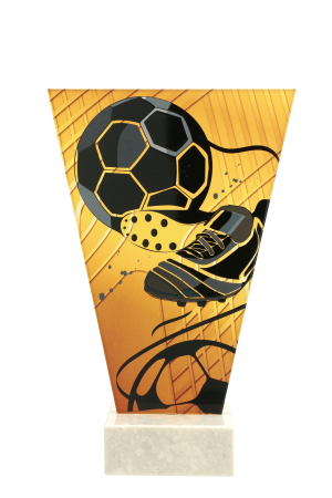 Trofeu sticla  Fotbal VL1/SOC3