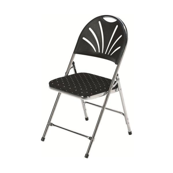 DE LUXE scaune ignifugate pentru evenimente si conferinta pliante pliabile 0