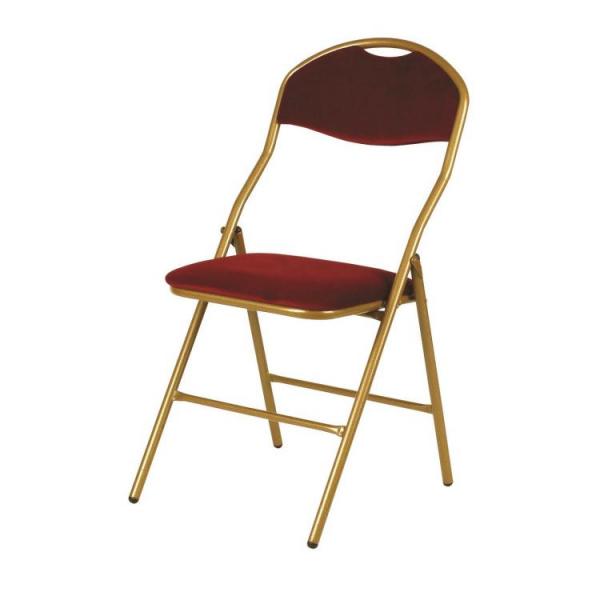 SUPER DE LUXE scaune ignifugate pentru evenimente si conferinta pliante pliabile 0