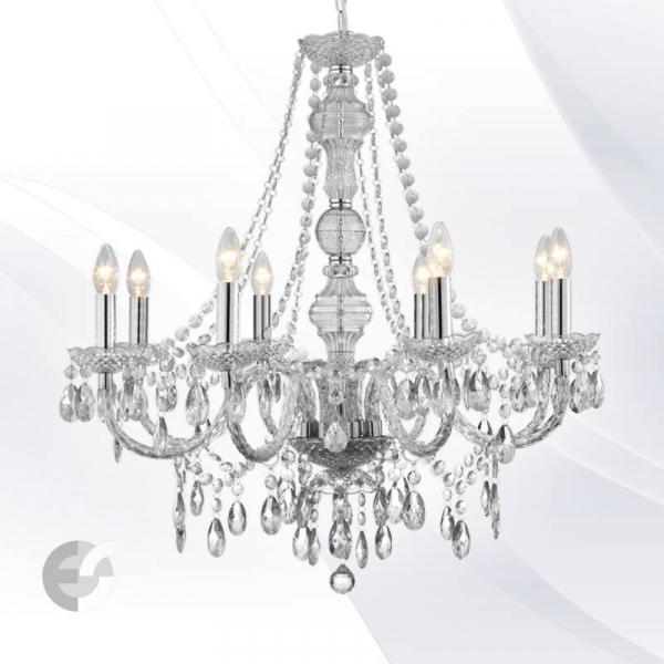 MARIE 8888-8CL candelabre diametru 74 cm 8 becuri [0]