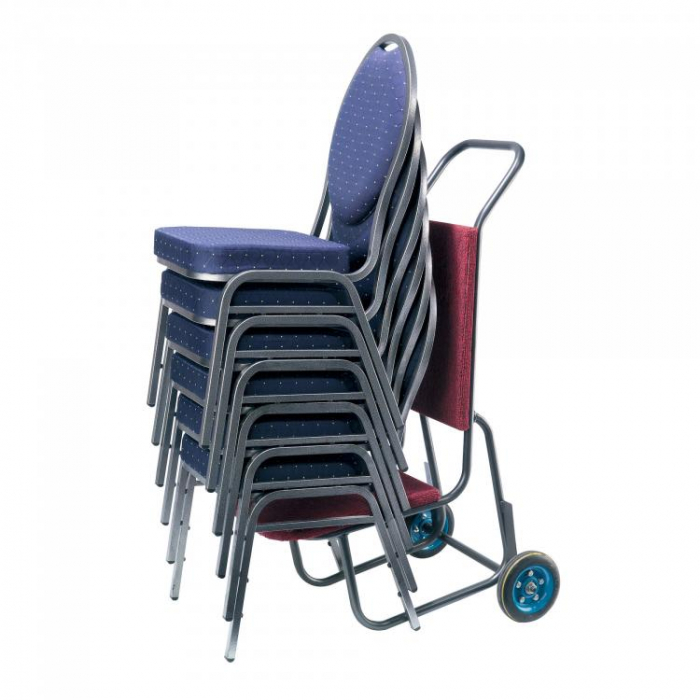 BUDGET carucior transport scaune suprapozabile 10 buc 0