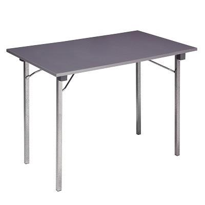 U-TABLE mese 120 x 80 cm pentru conferinta pliante pliabile dreptunghiulare 0