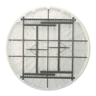 MXT 80121 mese rotunde 152 cm pentru evenimente pliante pliabile 1