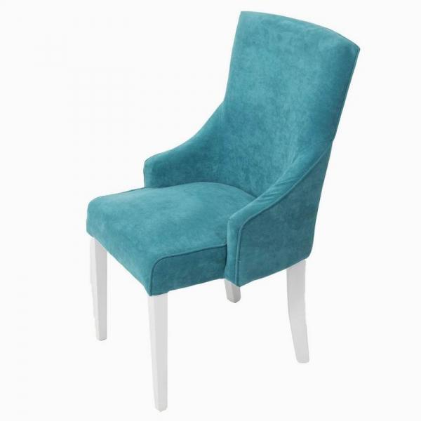 RIOFRIO scaune tapitate cadru lemn 0