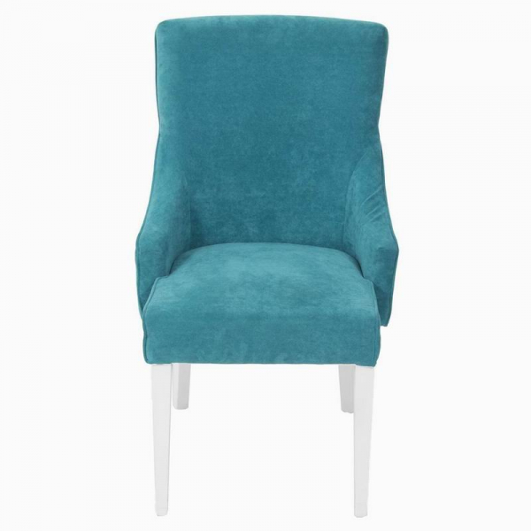 RIOFRIO scaune tapitate cadru lemn 1