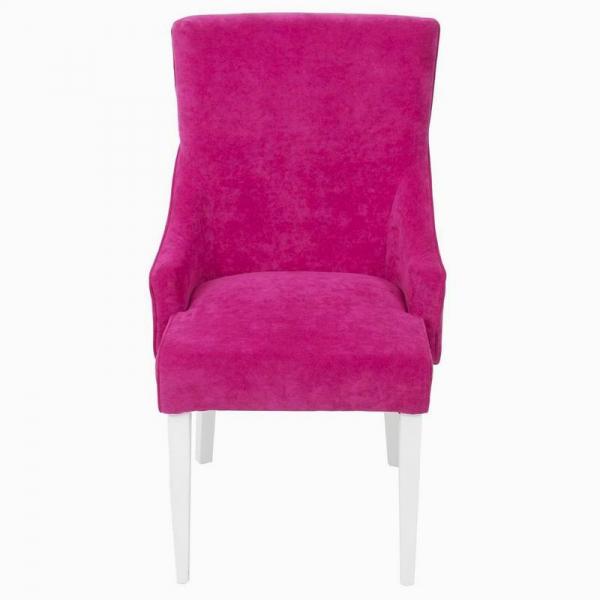 RIOFRIO scaune tapitate cadru lemn 4