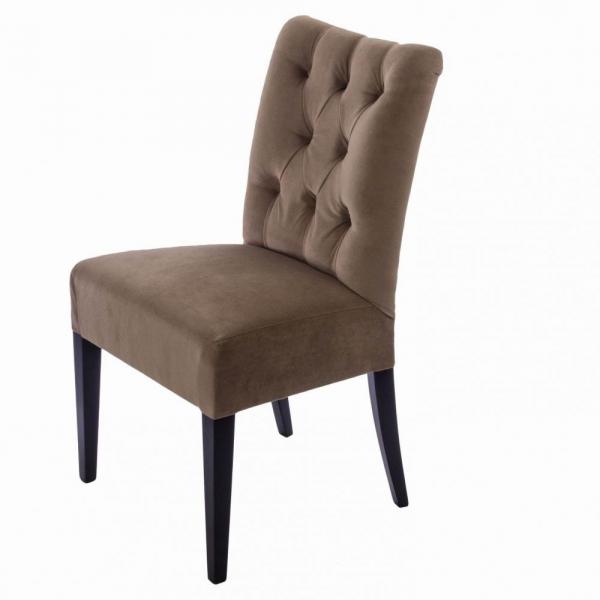 ROFRA scaune tapitate cadru lemn 0