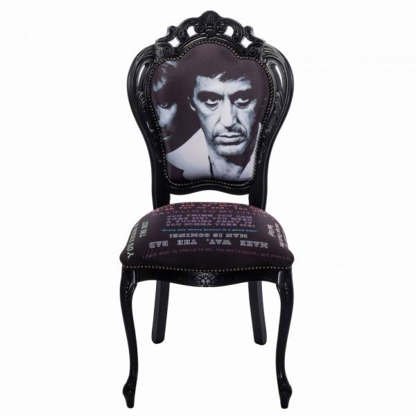 EVO_189 scaun lemn masiv fag complet tapitat sezut si spatar 1