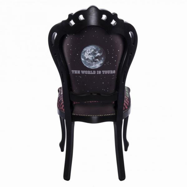 EVO_189 scaun lemn masiv fag complet tapitat sezut si spatar 3