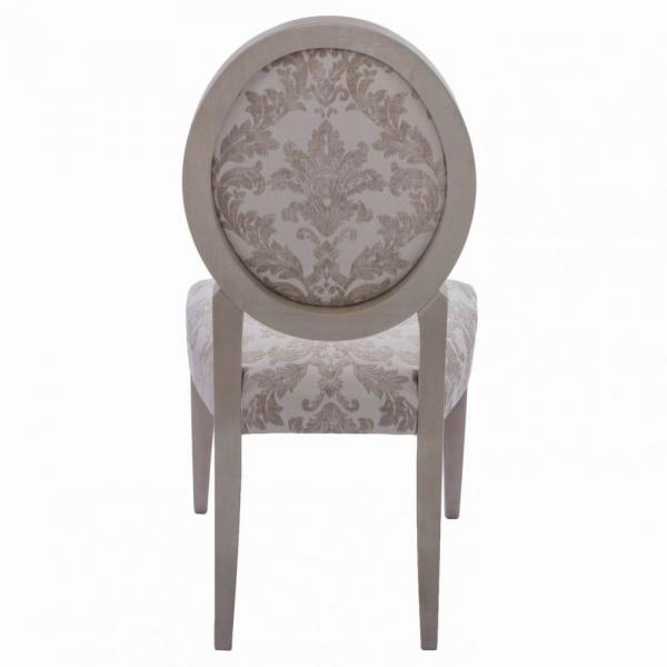 EVO_021 scaune medalion lemn masiv fag sezut si spatar tapitate 4