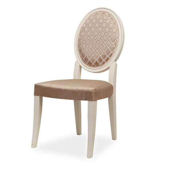 EVO_022 scaune medalion cu canelura lemn masiv fag sezut si spatar tapitate 0