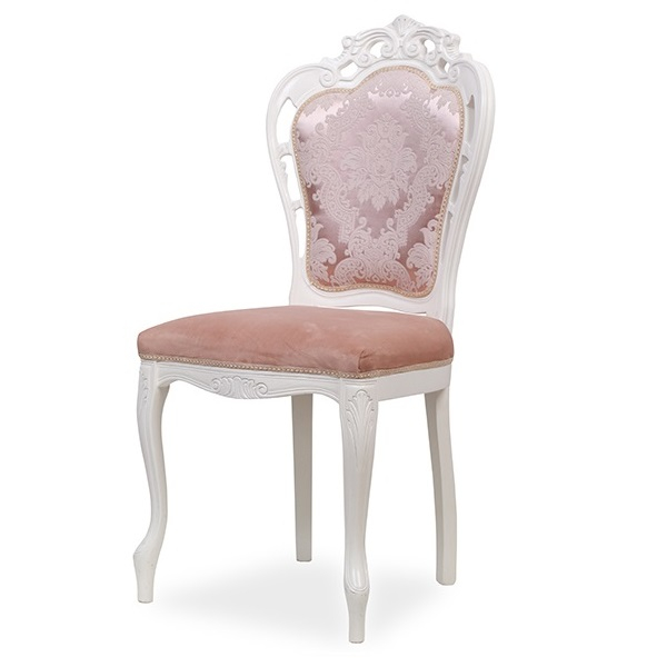 Monalisa EVO_1155 scaune clasic baroc lemn masiv fag tapitat 1