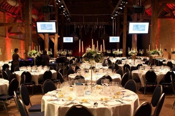 BUDGET scaune pentru evenimente si conferinta suprapozabile 6