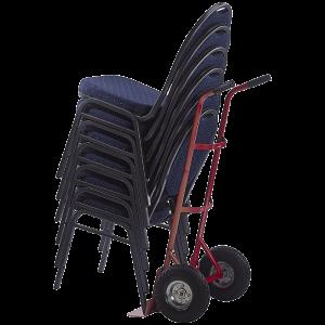 ECO carucioare transport scaune suprapozabile 13 buc [0]