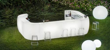 IGLOO bar modular luminos pentru interior exterior3