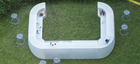 IGLOO CORNER colt bar modular luminos pentru interior exterior3