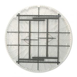 MXT 80121 mese rotunde 152 cm pentru evenimente pliante pliabile1