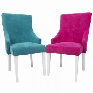 RIOFRIO scaune tapitate cadru lemn6