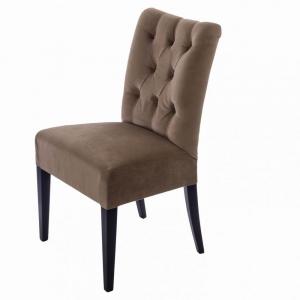 ROFRA scaune tapitate cadru lemn0