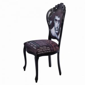 EVO_189 scaun lemn masiv fag complet tapitat sezut si spatar2