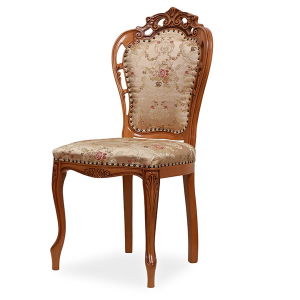 Monalisa EVO_1155 scaune clasic baroc lemn masiv fag tapitat [2]