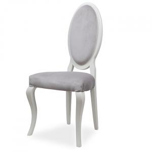 EVO_1156 scaune clasice din lemn sezut si spatar tapitate0