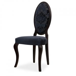 EVO_1156 scaune clasice din lemn sezut si spatar tapitate2