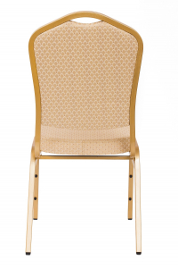 MXT ST314 scaune pentru conferinta si training  suprapozabile cadru auriu [3]