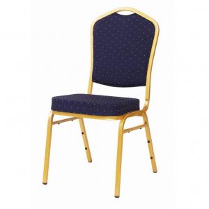 MXT ST370 scaune pentru conferinta si training suprapozabile cadru auriu [0]