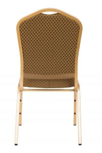 MXT ST633 scaune pentru evenimente si conferinta suprapozabile cadru auriu2