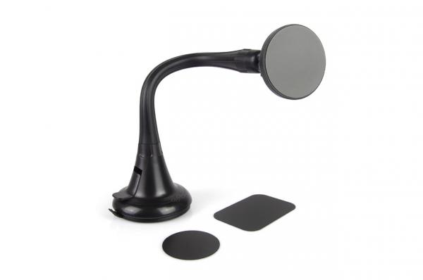 Suport magnetic pentru telefon cu ventuză HOLD-7 lungă 0