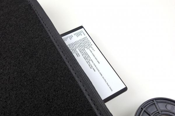 Covorase textile, universale TEX-1 3