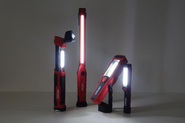 Lanternă de inspecție cu acumulator WT04 încorporat [3]