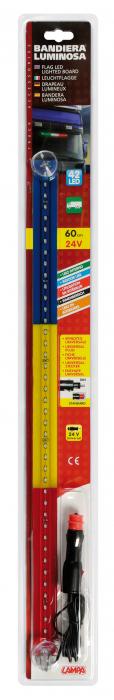 Banda 42LED 60cm 24V steag - Romania [1]