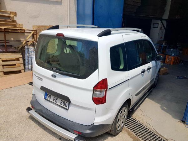Bara Protectie Spate Aluminiu Volkswagen T5 2003> 1