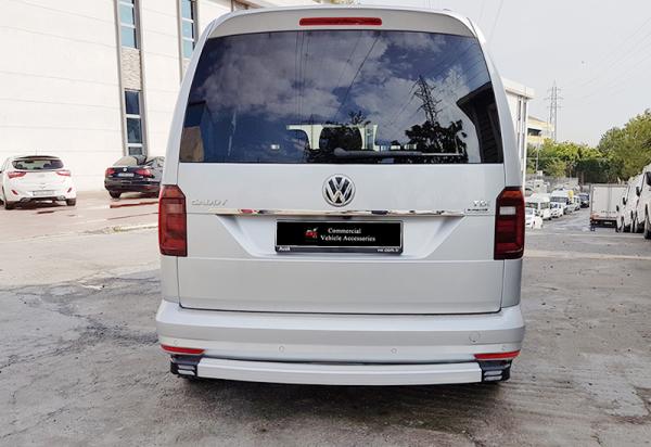 Bara Protectie Spate Aluminiu Volkswagen T5 2003> 4