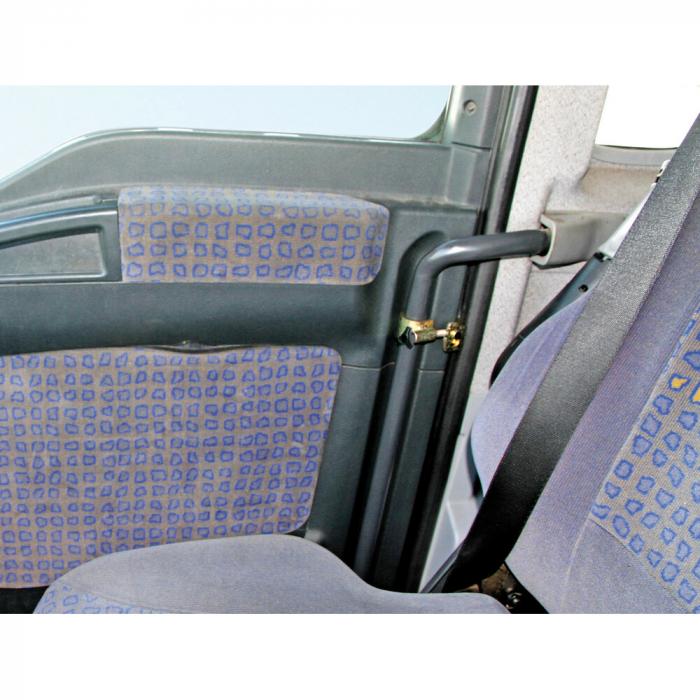 Blocatoare usi din interior camion - Man TGA (03/99>05/10), TGS, TGX (09/07>08/14) [1]