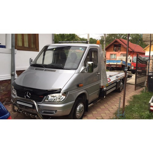 BullBar inox Mercedes Vito 2009-2015 1